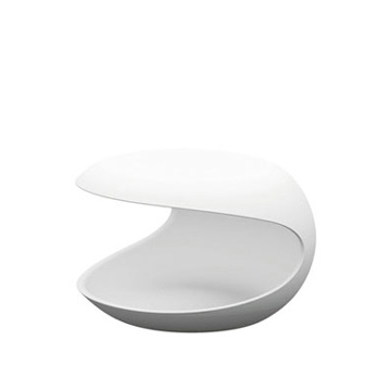 Zanotta White Shell
