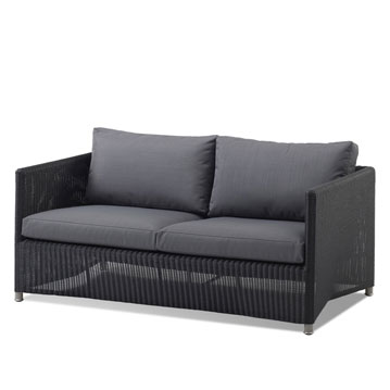 Cane-line Diamond Sofa