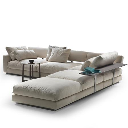 pleasure von flexform cramer m bel design. Black Bedroom Furniture Sets. Home Design Ideas