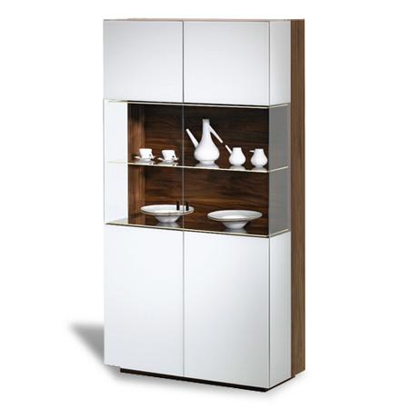Design Vitrine cubus vitrine team 7 cramer möbel design