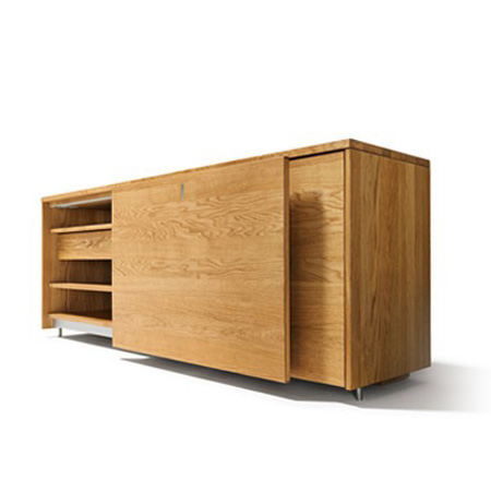 cubus sideboard von team 7 cramer m bel design. Black Bedroom Furniture Sets. Home Design Ideas