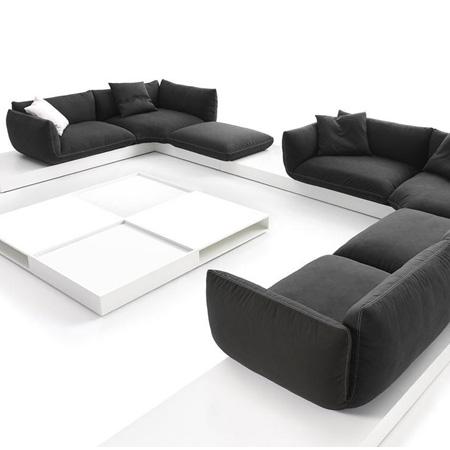 jallis sofa von cor cramer m bel design. Black Bedroom Furniture Sets. Home Design Ideas