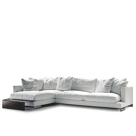 long island von flexform cramer m bel design. Black Bedroom Furniture Sets. Home Design Ideas