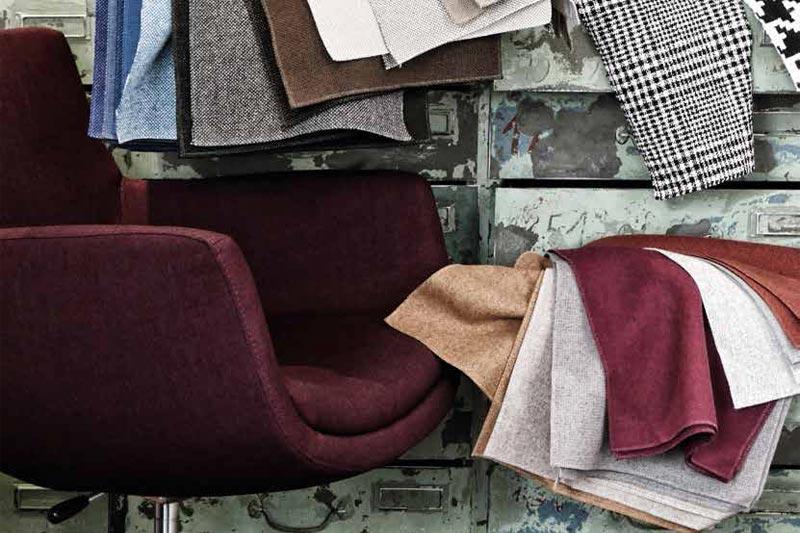pflege und warenkunde stoffpflege cramer moebel design