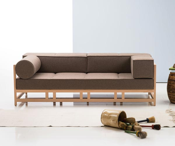 cramer elmshorn kff stuhlgruppe baltas als ausstellungsst ck im sale crono von flexform. Black Bedroom Furniture Sets. Home Design Ideas