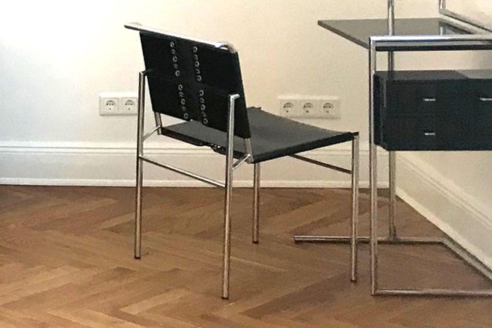 Ausstellungstück im Sale: Stuhl Roquebrune Chair von ClassiCon für 890 €