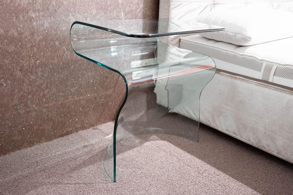 Ausstellungstück im Sale: Nachttisch-Set Toki 2910 von Fiam für 1.690 €