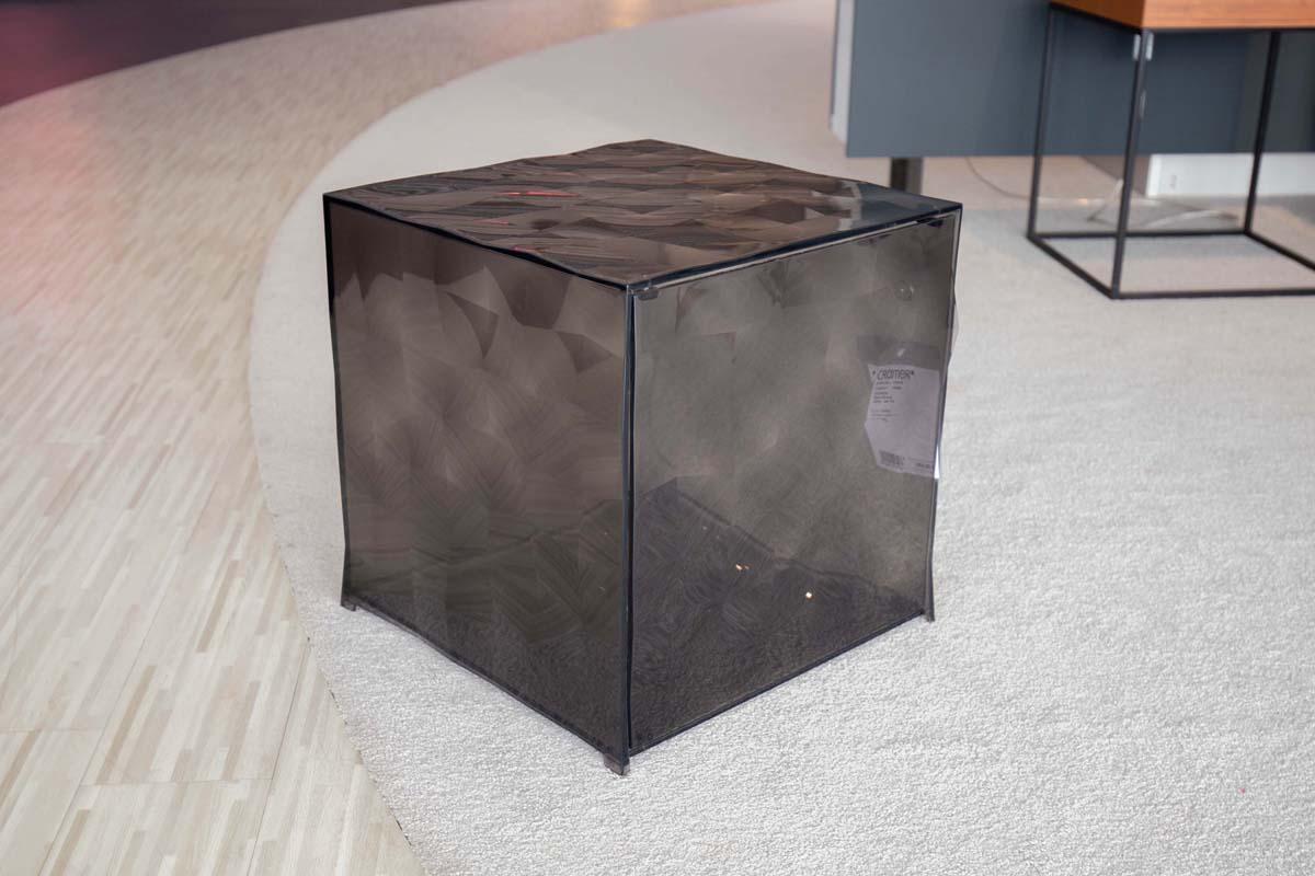 Ausstellungstück im Sale: Container Optic Kubus mit Tür von Kartell für 198 €