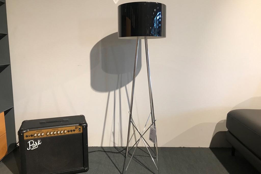 Ausstellungstück im Sale: Stehleuchte Ray F1 von Flos für 749 €
