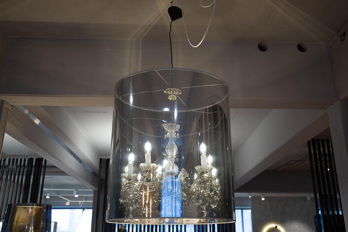 Ausstellungstück im Sale: Hängeleuchte Light Shade Shade von Moooi für 1.099 €