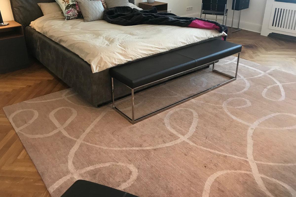 Ausstellungstück im Sale: Teppich Lahari von Domaniecki Carpetence  für 3.390 €
