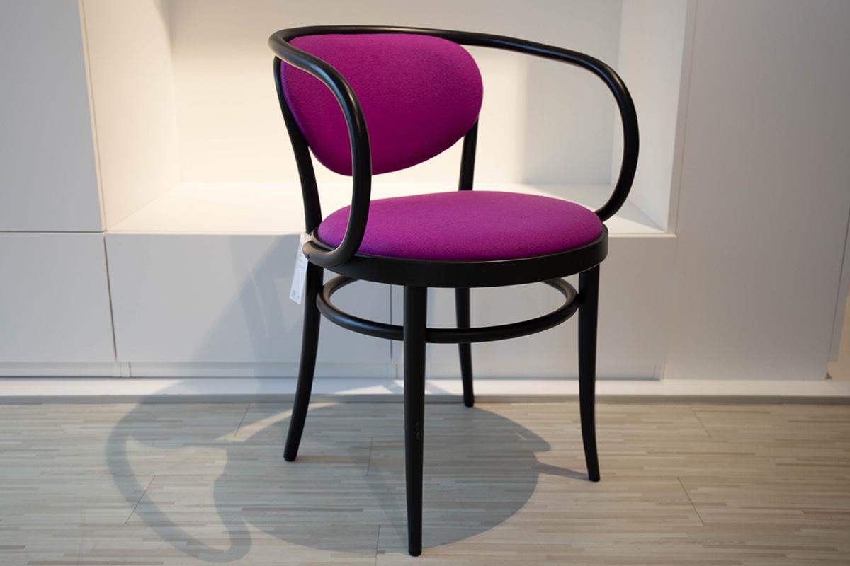 Ausstellungstück im Sale: Armlehnstuhl 210 P von Thonet für 790 €