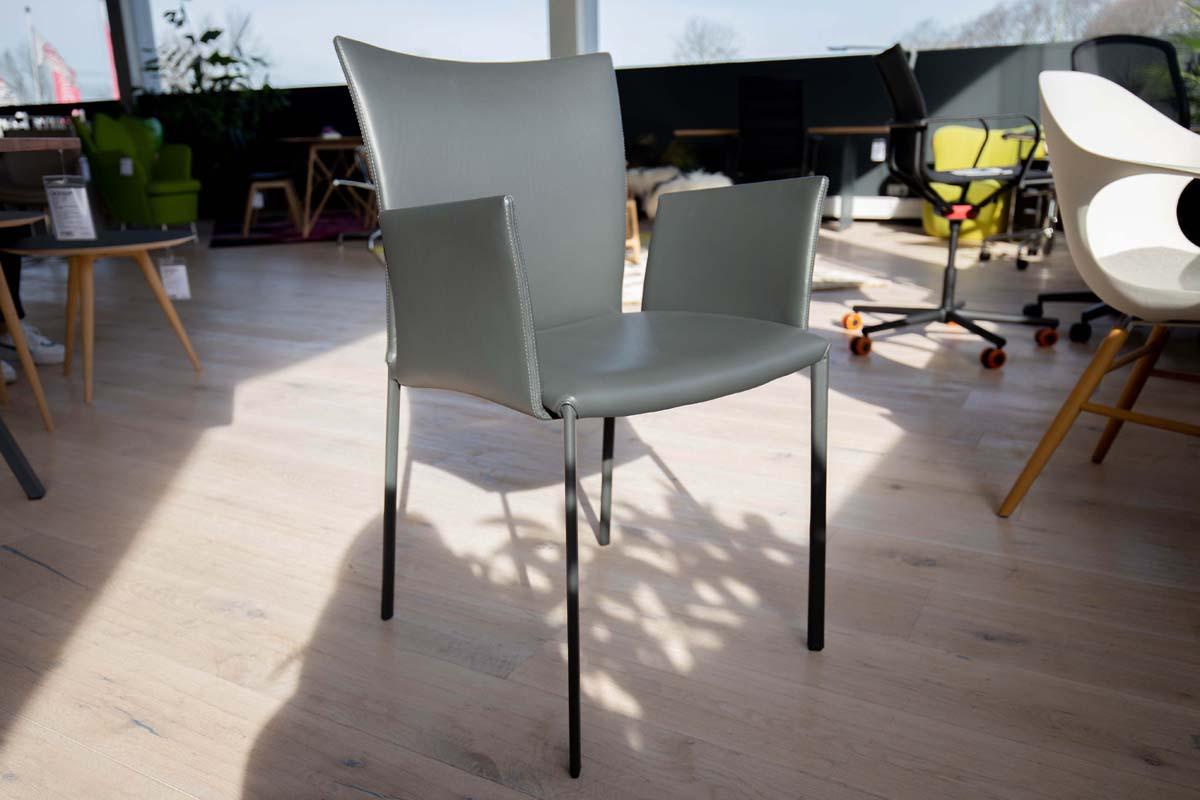draenert stuhl nobile soft als ausstellungsst ck im sale. Black Bedroom Furniture Sets. Home Design Ideas