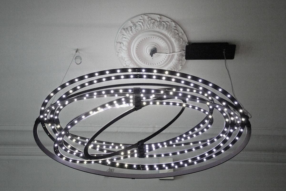 Ausstellungstück im Sale: Hängeleuchte Copernico LED S von Artemide für 1.700 €