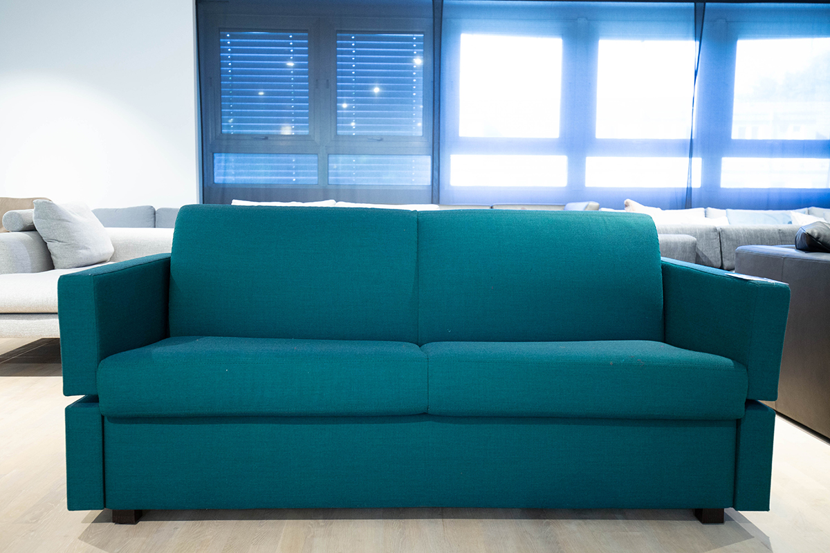 cramerfactory schlafsofa cinquanta 3 als ausstellungsst ck. Black Bedroom Furniture Sets. Home Design Ideas