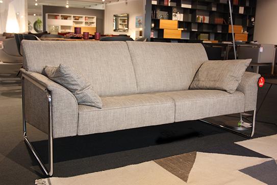 jori sofa bellino jr 8800 als ausstellungsst ck im sale cramer m bel design. Black Bedroom Furniture Sets. Home Design Ideas