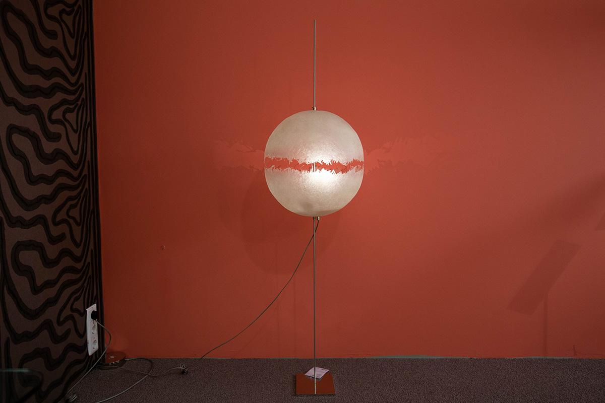 Ausstellungstück im Sale: Stehleuchte Postkrisi PK63N von Catellani & Smith für 620 €