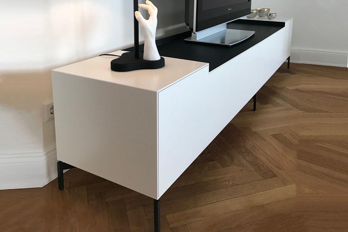 Ausstellungstück im Sale: Sideboard Nex Pur Box von Piure für 1.790 €