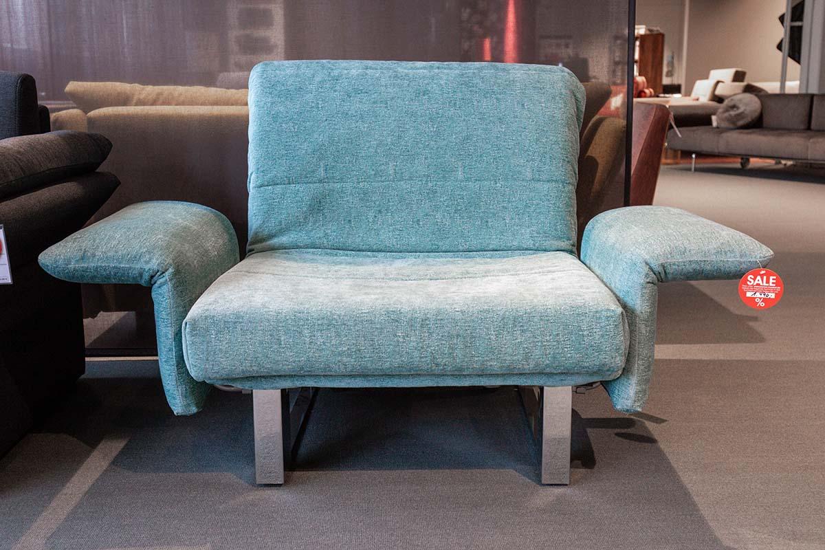 Ausstellungstück im Sale: Schlafsessel Giove Plus 1 von Cramer Polstermanufaktur für 1.490 €