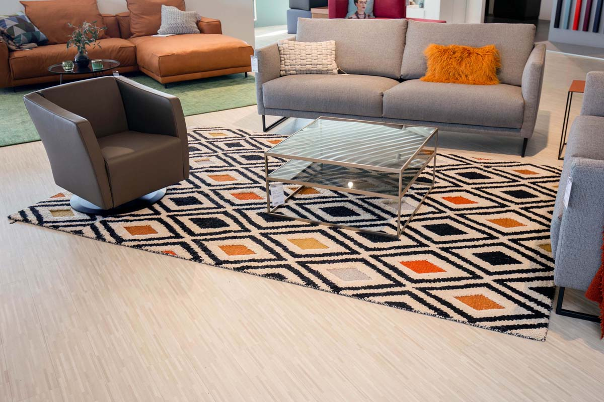 Ausstellungstück im Sale: Teppich Chrystal von Miinu für 1.498 €