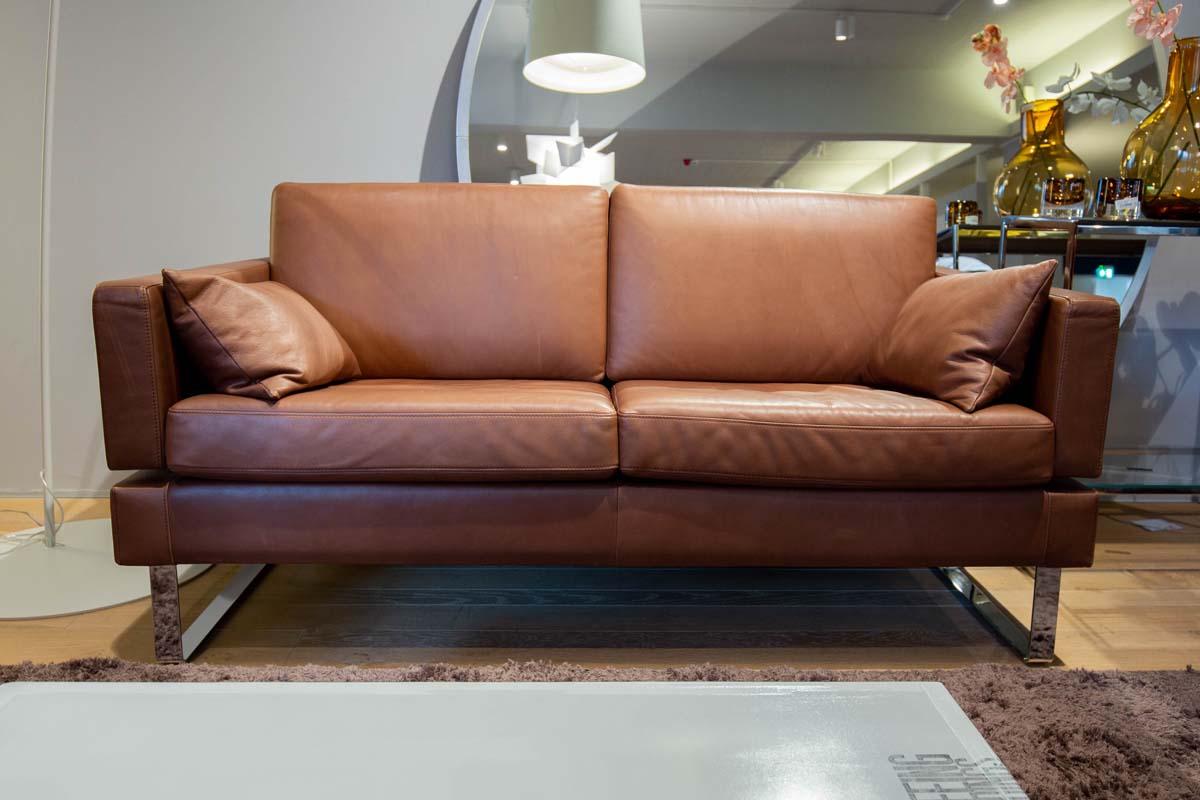 Ausstellungstück im Sale: Sofa Modesto 2,5-Sitzer von Cramer Polstermanufaktur für 3.990 €