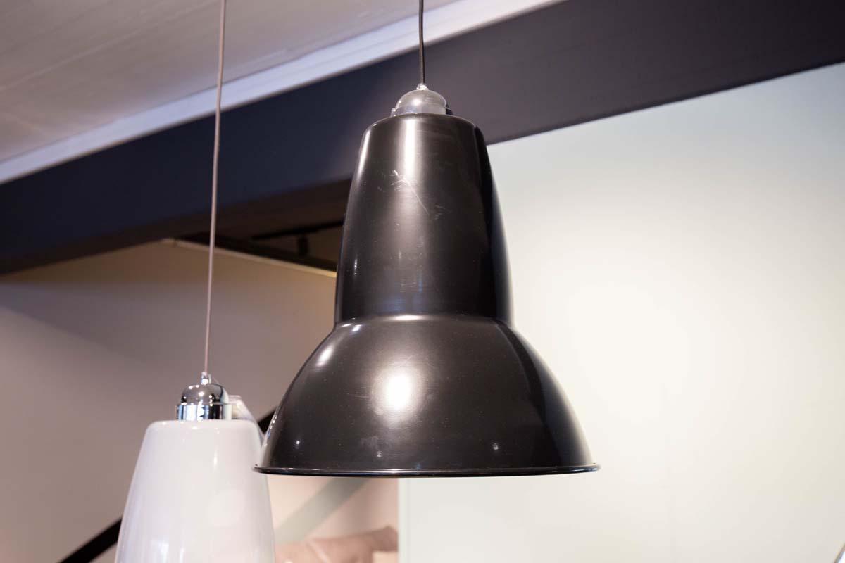 Ausstellungstück im Sale: Pendelleuchte Original 1227™ Giant schwarz von Anglepoise für 443 €