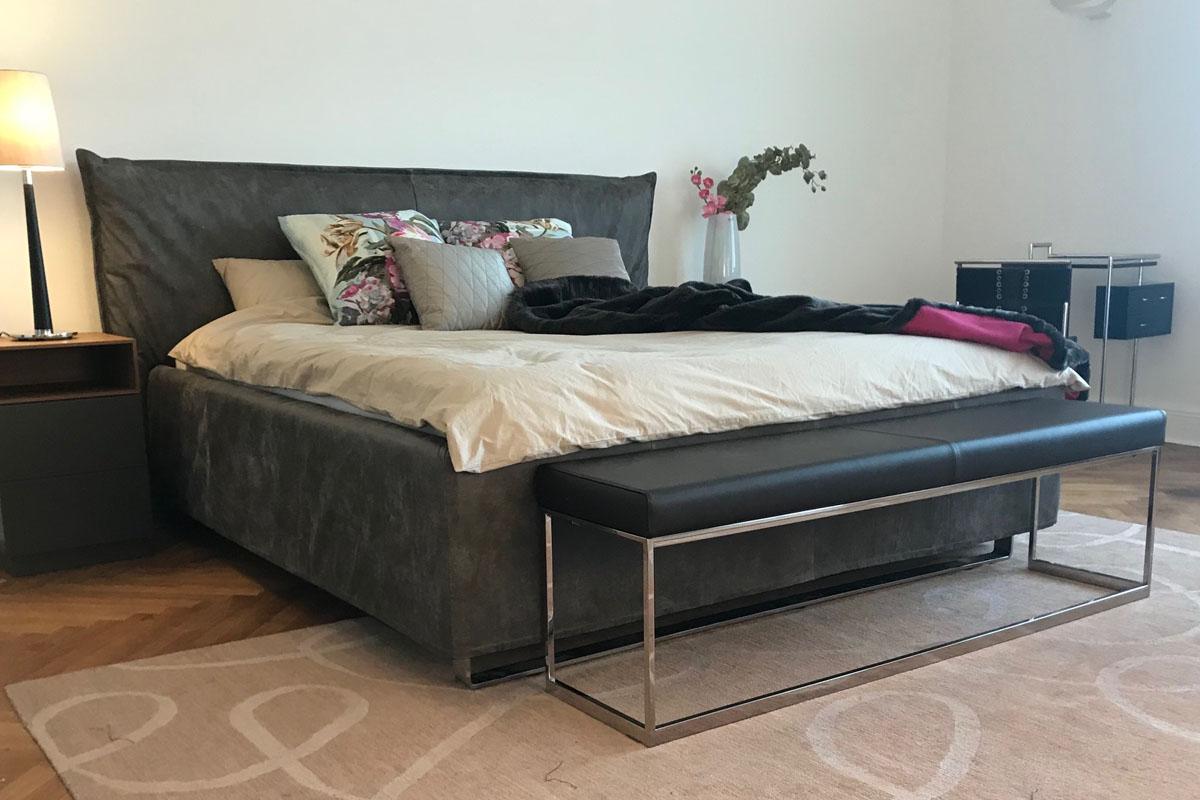 Ausstellungstück im Sale: Bett Lounge von Cramer Polstermanufaktur für 2.590 €