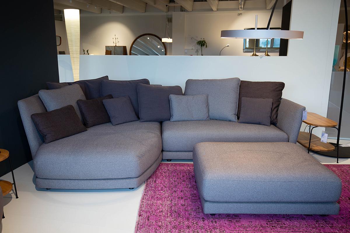 Ausstellungstück im Sale: Sofa Tondo von Rolf Benz für 4.590 €