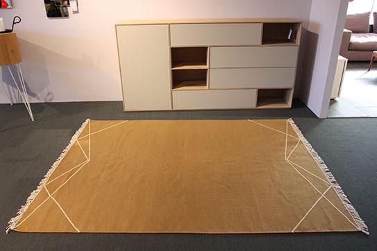 Austellungsstuck Linie Design Teppich Anisya Im Sale Cramer Mobel