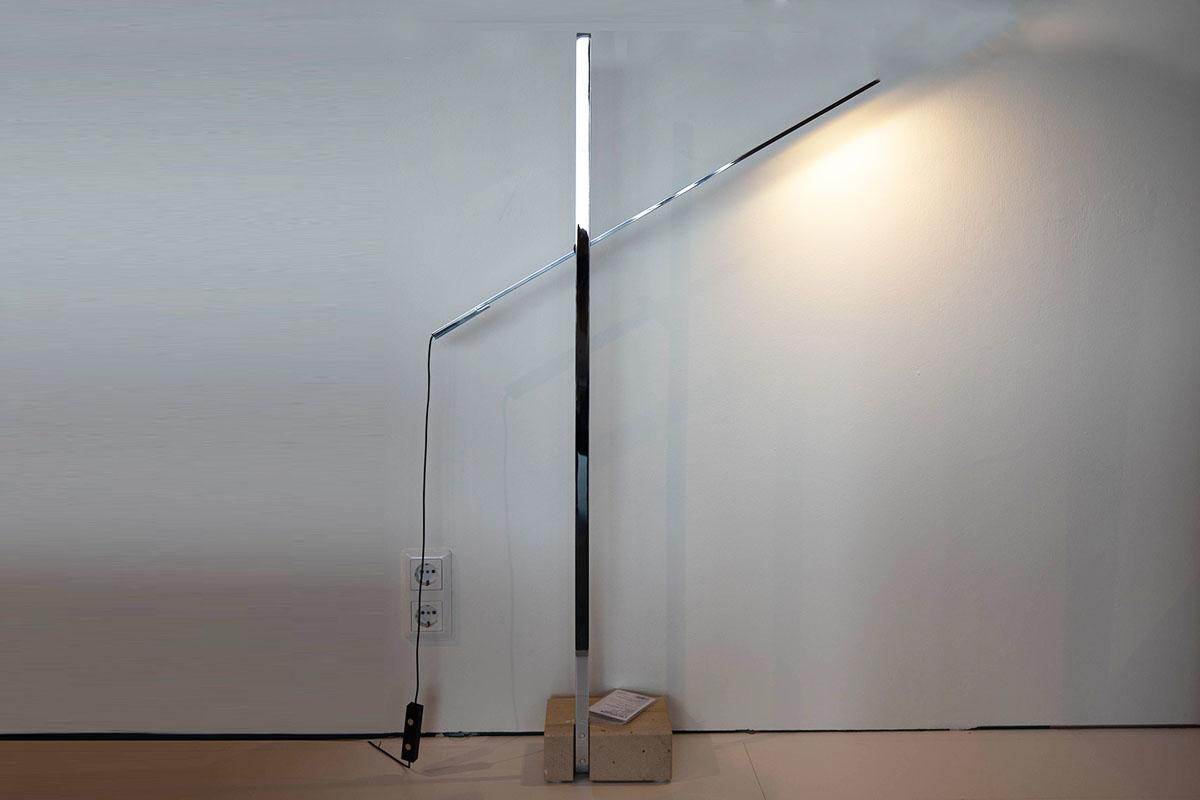 Ausstellungstück im Sale: Stehleuchte Leichtsinn von Lieht für 990 €