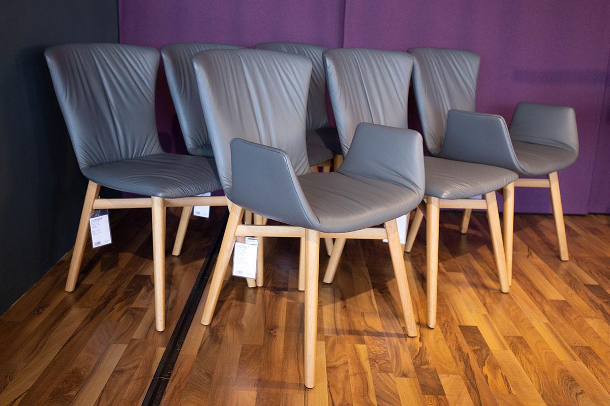 Ausstellungstück im Sale: Stuhlgruppe Dexter von Draenert für 4.390 €