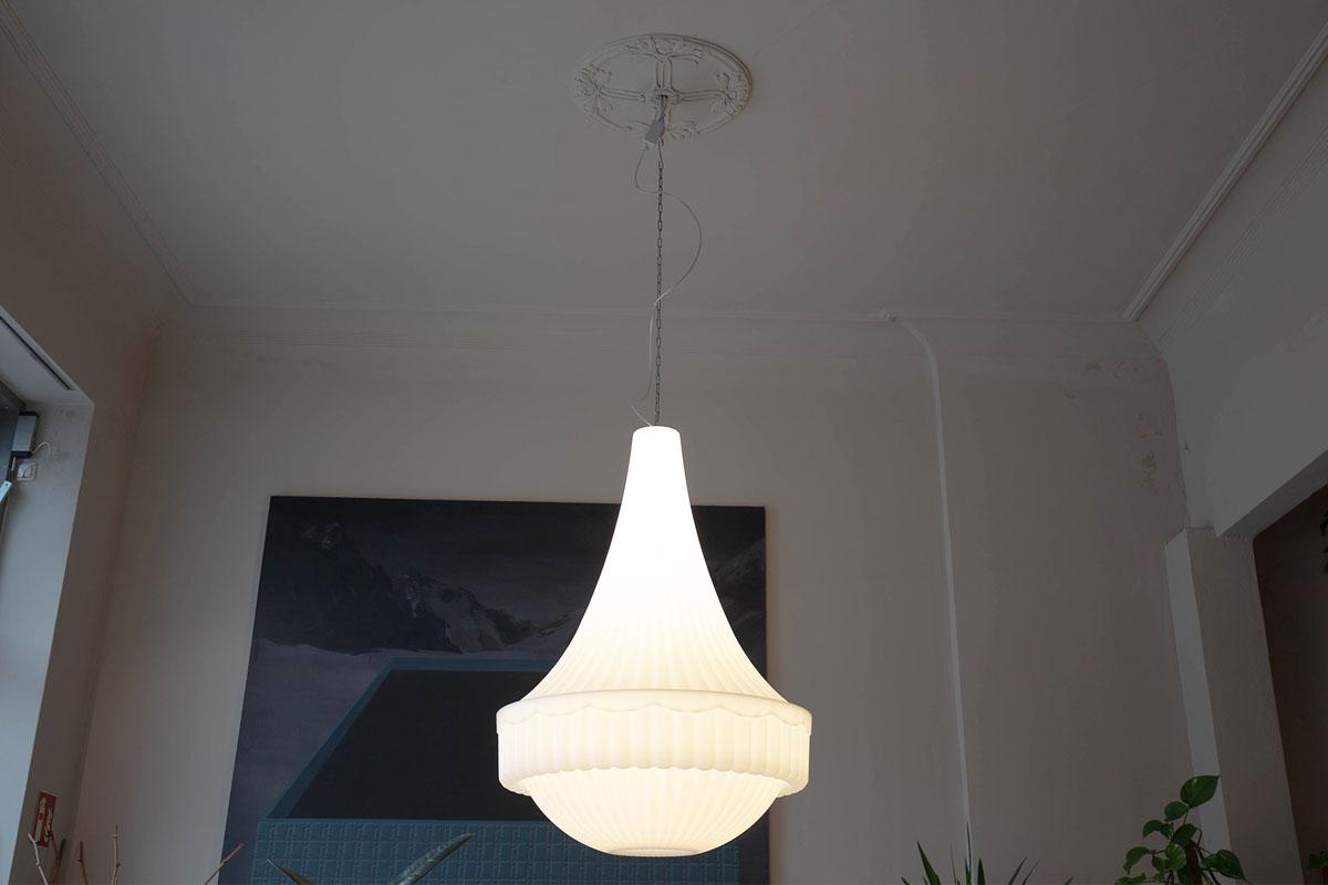 Ausstellungstück im Sale: LED-Pendelleuchte Louis 1.0 von Wever & Ducré für 990 €