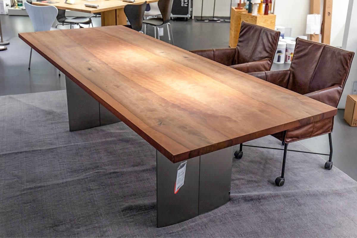 austellungsst ck scholtissek esstisch 120 2 im sale cramer m bel design. Black Bedroom Furniture Sets. Home Design Ideas