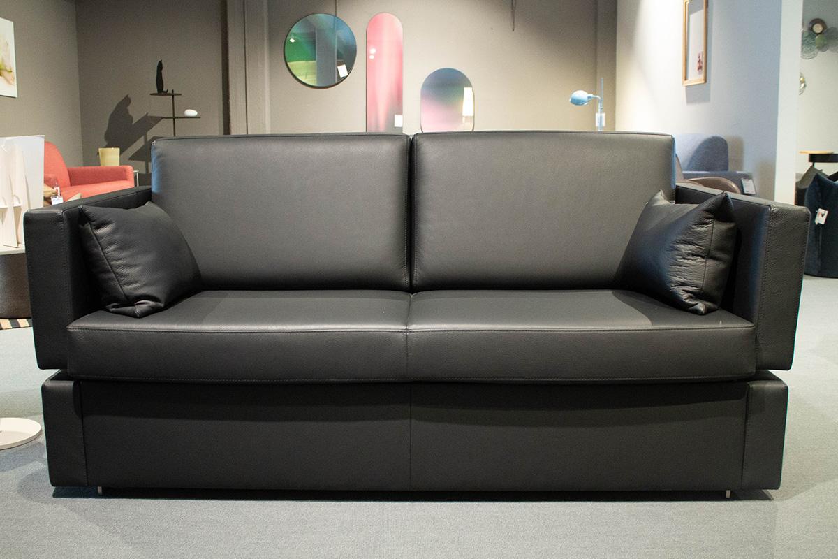 Ausstellungstück im Sale: Schlafsofa Fazit 2,5 von Cramer Polstermanufaktur für 2.890 €