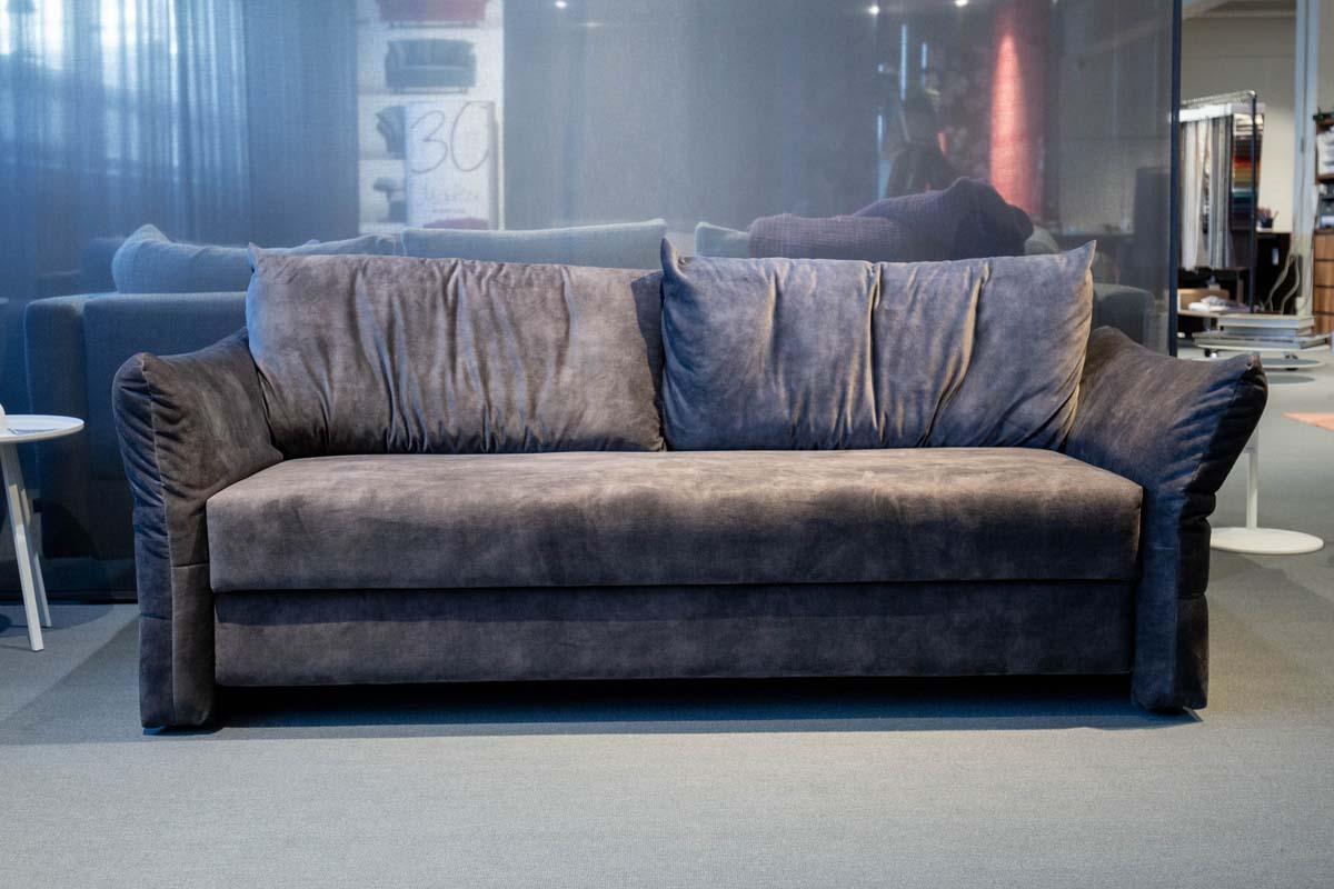 Ausstellungstück im Sale: Schlafsofa Livo Soft von Franz Fertig für 2.390 €