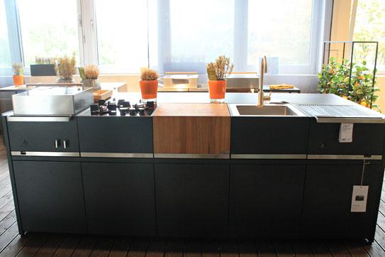 Outdoorküche Zubehör Berlin : Austellungsstück: röshults outdoor küche kitchen island im sale