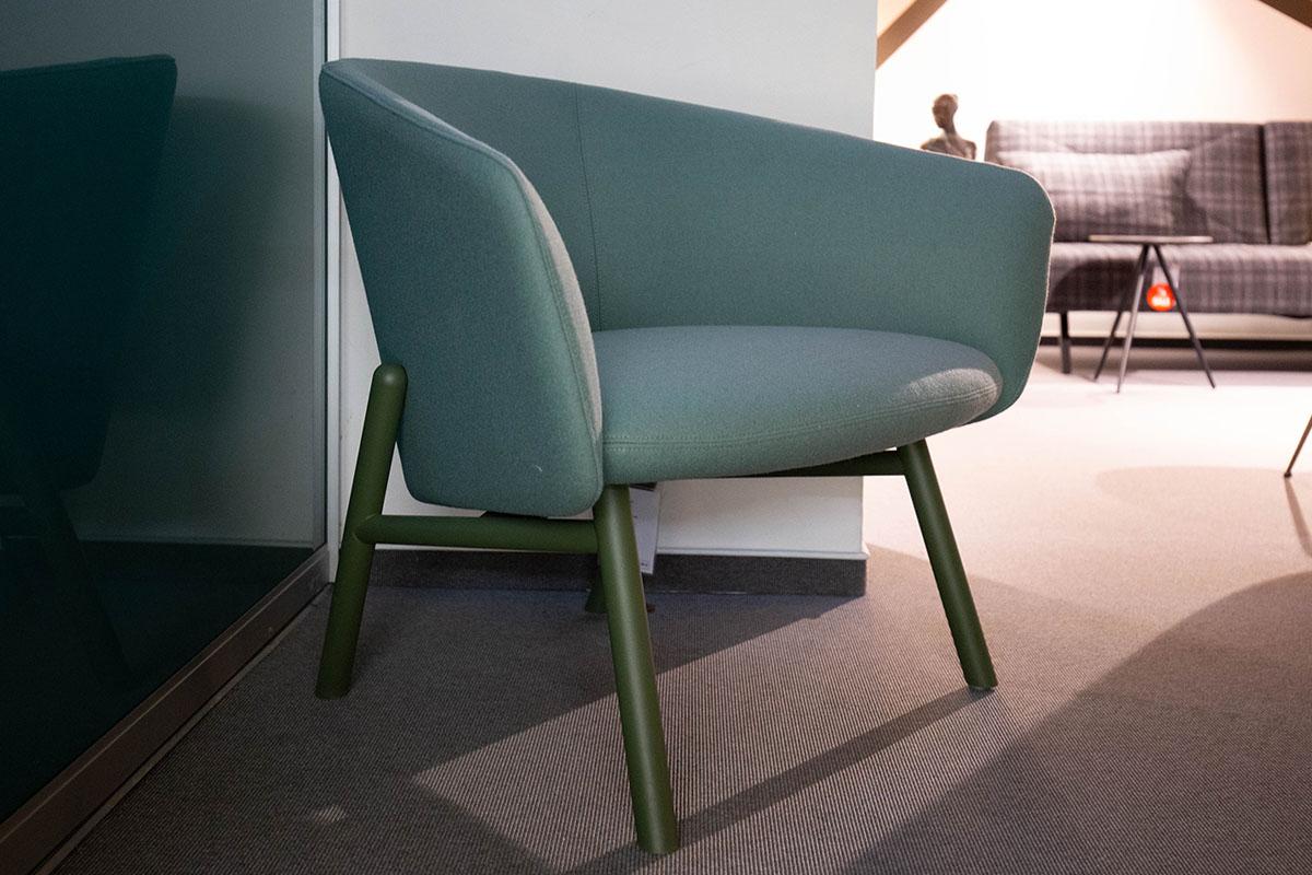 Ausstellungstück im Sale: Sessel Tuile von Kristalia für 1.295 €