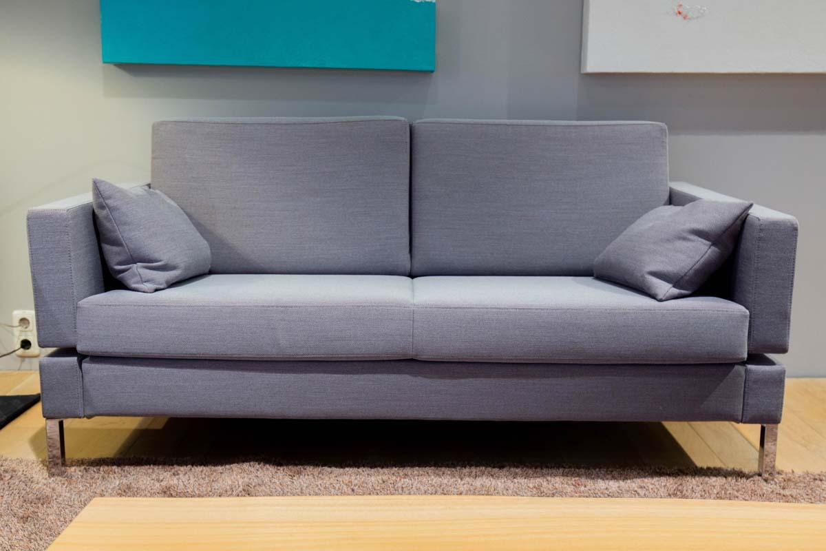 Ausstellungstück im Sale: Sofa Barchetta 2,5-Sitzer von Cramer Polstermanufaktur für 3.350 €