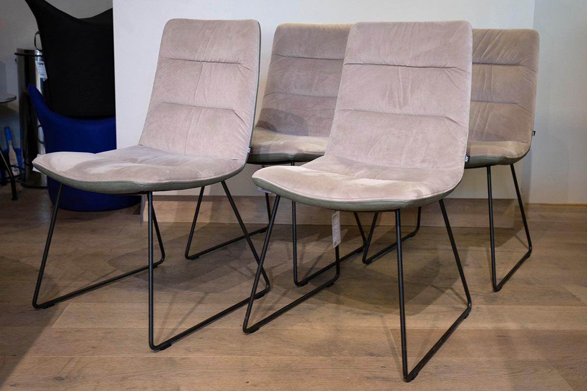 Ausstellungstück im Sale: Stuhlgruppe Arva Light von KFF für 2.620 €
