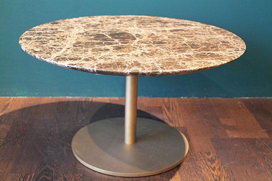 Ausstellungstück im Sale: Beistelltisch Break Ø 60 cm von Marelli für 990 €