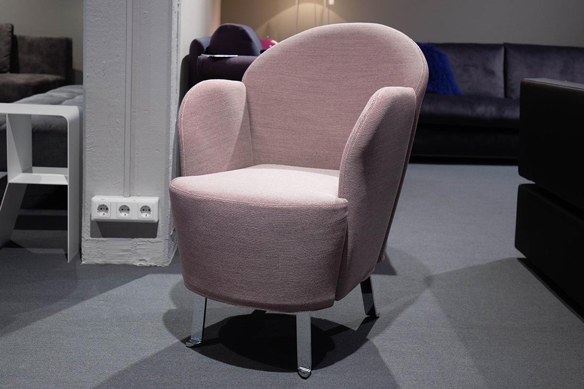 Ausstellungstück im Sale: Sessel Floret 1 von Brühl für 990 €