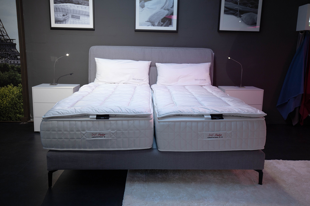 Ausstellungstück im Sale: Bett Madeleine von Treca für 9.490 €