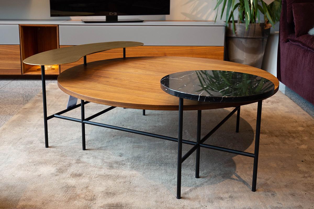 Ausstellungstück im Sale: Couchtisch JH25 Palette Lounge Table von &tradition für 1.945 €