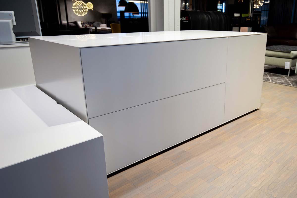 Ausstellungstück im Sale: Sideboard Nex Pur Box mit 1 Tür und 2 Schubkästen von Piure für 1.490 €