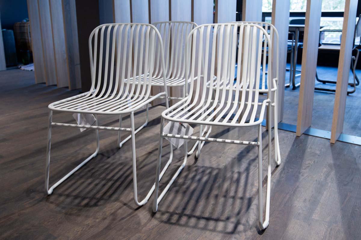Ausstellungstück im Sale: Outdoor-Stuhlgruppe Riviera von Emu für 690 €