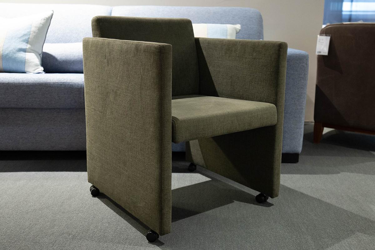 Ausstellungstück im Sale: Sessel Acapella von Cramer Polstermanufaktur für 590 €
