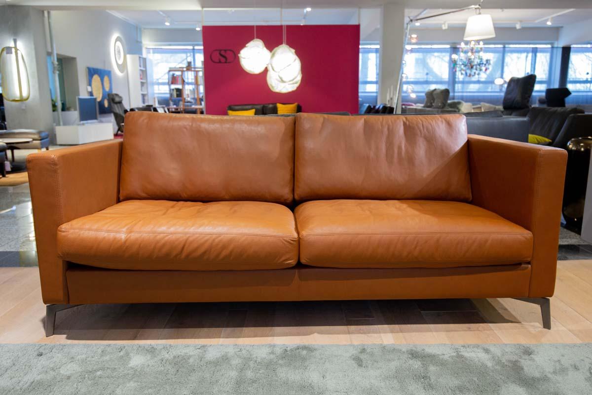 Ausstellungstück im Sale: Sofa Sacco 3-Sitzer von Cramer Polstermanufaktur für 3.790 €