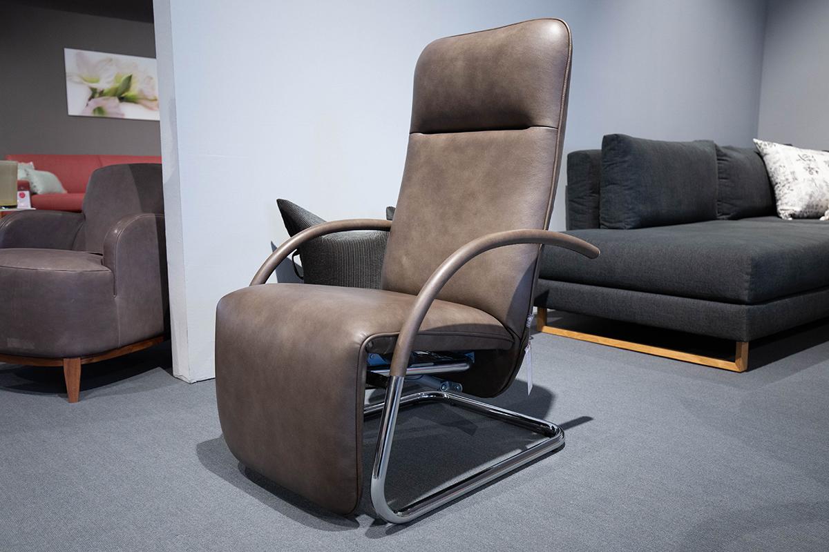 Ausstellungstück im Sale: Relaxsessel Fino von Franz Fertig für 1.790 €