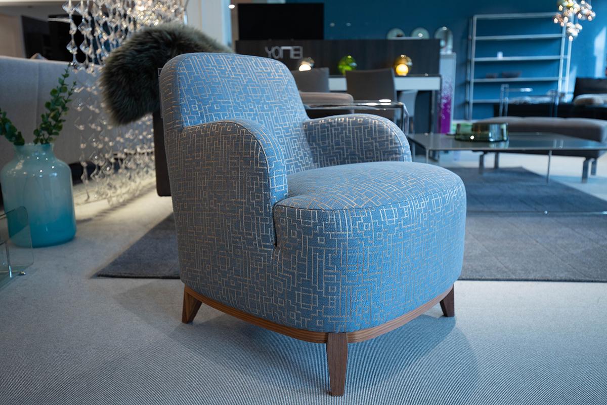 Ausstellungstück im Sale: Sessel Cavallo von Cramer Polstermanufaktur für 1.350 €
