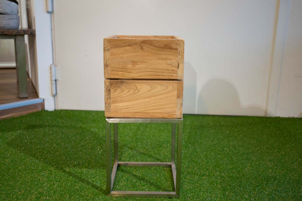 Ausstellungstück im Sale: Pflanzbehälter Minigarden von Jan Kurtz für 159 €